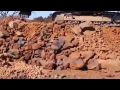 Mexico Mines Iron Ore Processing