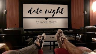 Movie Date Night | Movie Tavern Experience | Little Rock, Arkansas