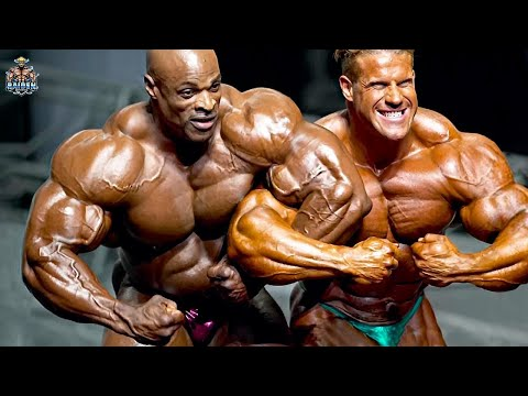 RONNIE COLEMAN VS JAY CUTLER MOTIVATION - BATTLE OF THE MONSTERS