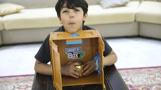 ايش الي بداخل الصندوق مع زياد والياس !