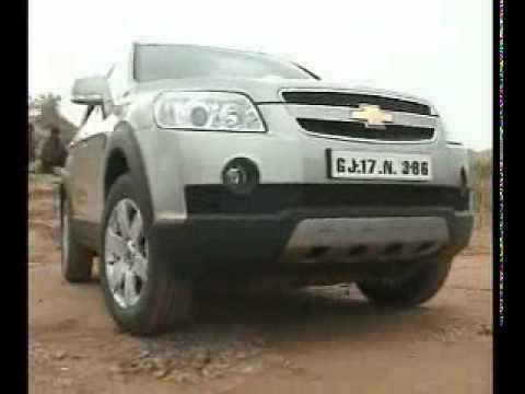 Chevrolet Captiva: Travelogue User review