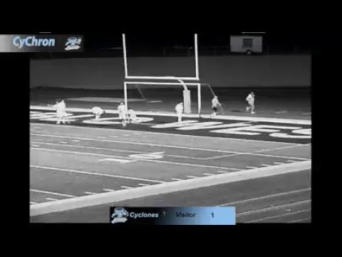 Pueblo West High School boys soccer game vs south high school