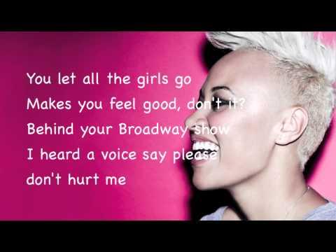 Piano Karaoke/Instrumental - Beneath Your Beautiful - Emeli Sandè with lyrics