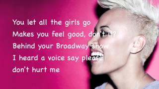 Piano Karaoke/Instrumental - Beneath Your Beautiful - Emeli Sandè with lyrics