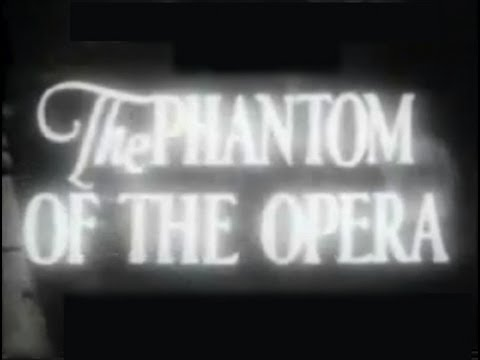 The Phantom of the Opera (1925) [Silent Movie]