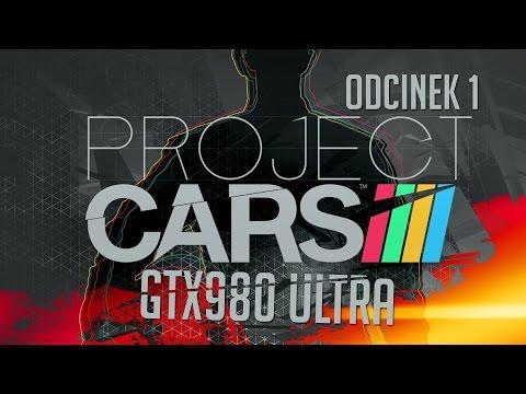 """#1 Zagrajmy w Project Cars - W końcu dobra """"ścigałka""""? - 1080P/60 FPS"""