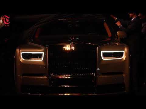 Rolls Royce Phantom 2018 launched in Oman