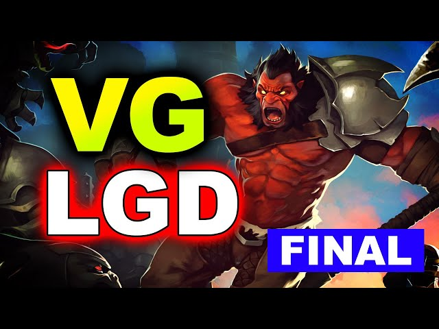 LGD vs VG - GRAND FINAL - AMD SAPPHIRE OGA DOTA PIT 3 DOTA 2