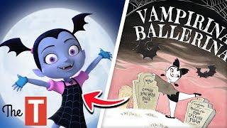 10 Things You Never Noticed In Disney's Vampirina