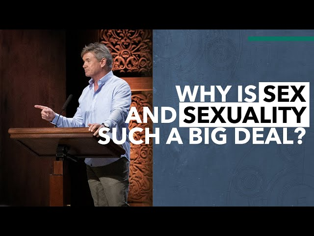 Why Is Sex & Sexuality Such A Big Deal These Days?