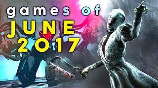 Top 10 NEW Games of June 2017