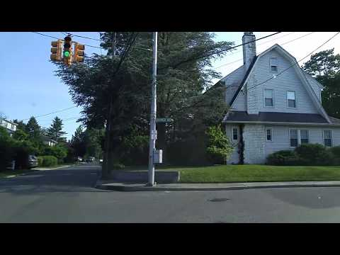 Driving from Hewlett in Nassau to Far Rockaway in Queens,New York