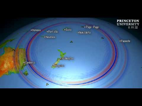 Magnitude 5.6 Quake, SOUTH OF KERMADEC ISLANDS