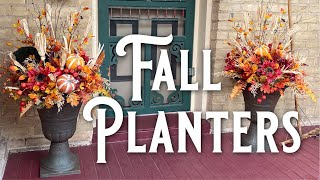 Decorating Outdoor Planters For Fall  from i.ytimg.com