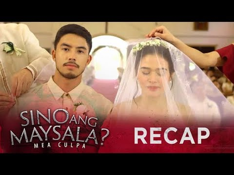 Download Drei and Juris start a family with Leyna   Sino Ang Maysala Recap (With Eng Subs)