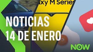 La gama GALAXY M es oficial, DACIA promete un coche ELÉCTRICO Y BARATO y rumores del OP7 | XTK Now!