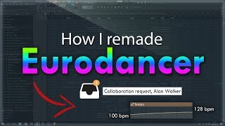 #PressPLAY | How I ACCIDENTALLY Remade Eurodancer in 2019 - FL Studio