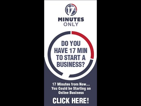 INTRODUCTION VIDEO-START YOUR OWN BUSINESS TODAY!