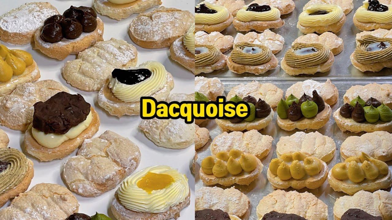 (eng cc) 🙊작정하고 다쿠아즈 만들기🙊 ㅣ Dacquoise ㅣ 홈 베이킹 브이로그