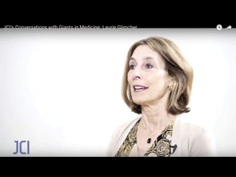 JCI's Conversations with Giants in Medicine: Laurie Glimcher