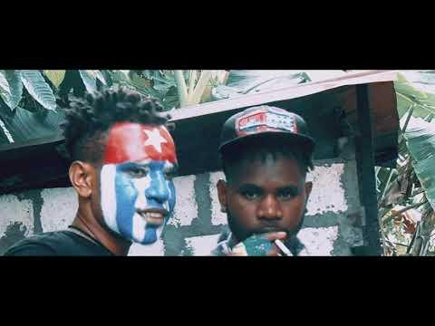 FREE  WEST PAPUA  -  Jayblague X Miles_24 & Jnr Gembong [Offical Video M...