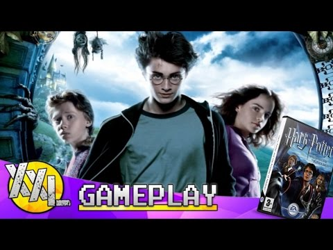 Harry Potter 3 en de Gevangene van Azkaban - XXLGAMEPLAY