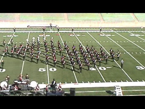 Princeton High School Marching Band 2008