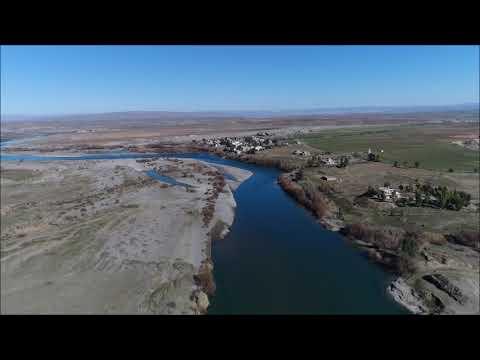 The Great Zab River