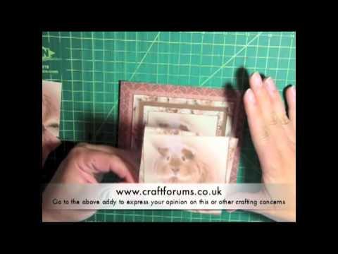 The Craftsuprint Craft Show with Jolis DeAngelis - Episode 1