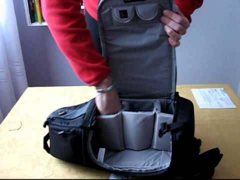 Lowepro SlingShot 102 AW Camera Bag With Rain Cover NEW | eBay