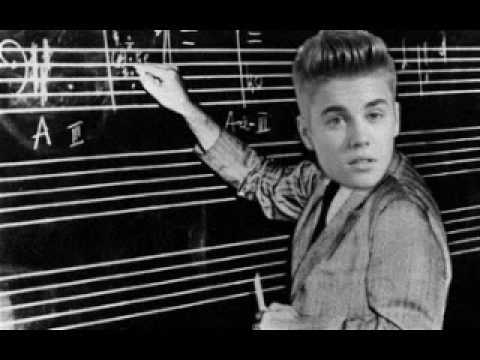 baby by justin bieber but he only sings augmented chords ...