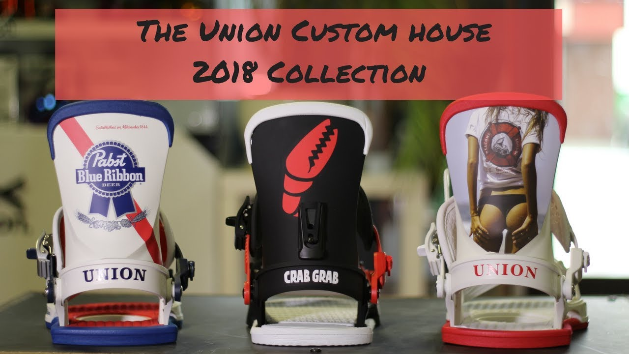 The Union Binding Co 2018 Custom House Collection