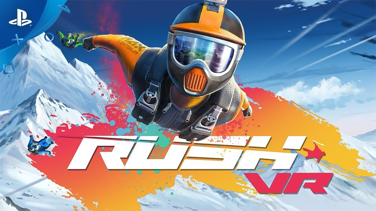 Rush VR - Announcement Trailer - PS VR
