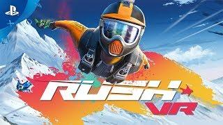 Rush VR - Announcement Trailer - PS VR