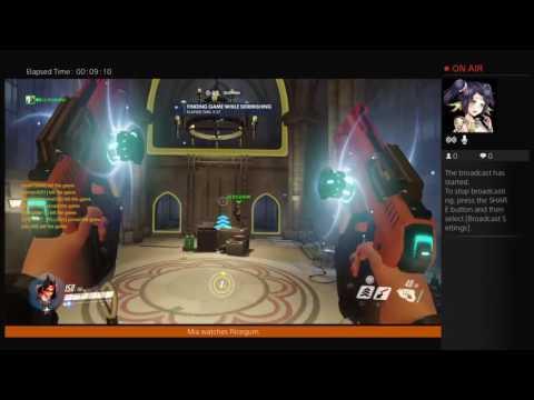 Mercy - no guardian angel challenge