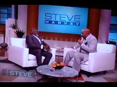 The Steve Harvey Show With Special Guest Bishop T.D. Jakes