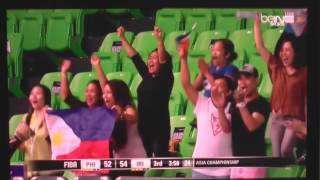 gilas vs iran - 3rd quarter