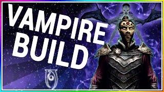 Skyrim - Best Illusion Build & Mods - The Vampire