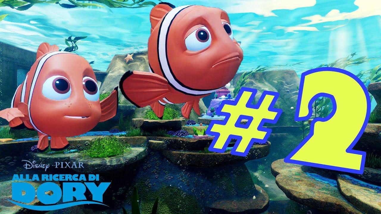 Disney infinity 3 0 alla ricerca di dory gameplay ita for Immagini dory