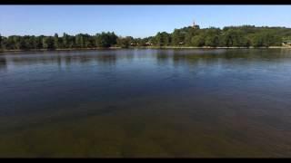 Pont de Gennes - La Loire HD 1080p 4K