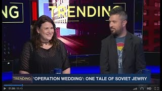 i-24news NY Trending - OPERATION WEDDING documentary
