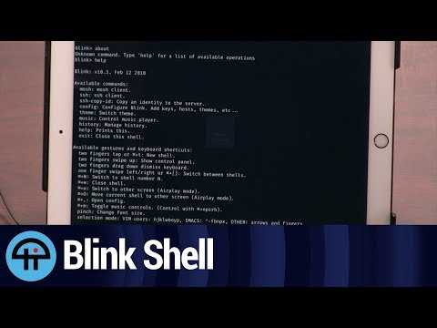 Blink Shell: Mosh And SSH Review