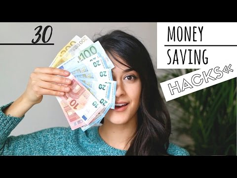 MONEY SAVING HACKS » minimalism + food + shopping