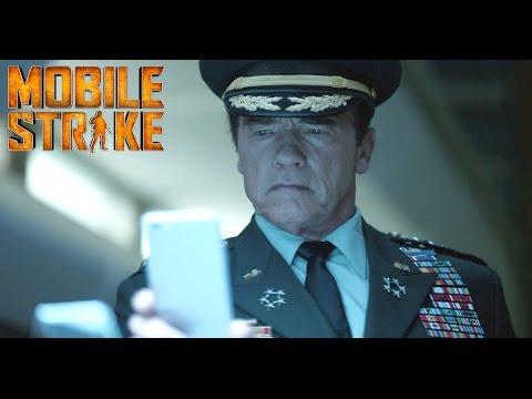"""Mobile Strike: Arnold Schwarzenegger in """"Command Center"""""""