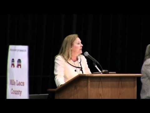 Pat Anderson - National Committee Report 2012 Minnesota Republican Convention