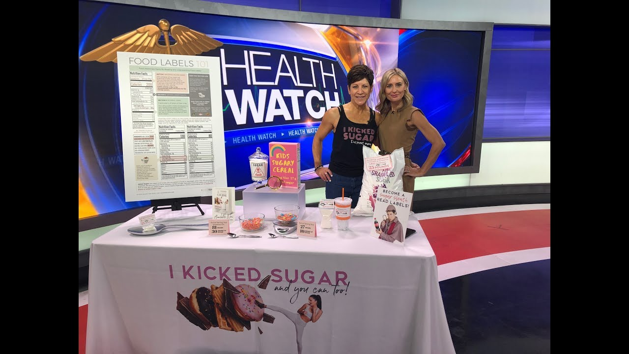 Sugar Sleuth  - Fox 10 News Segment