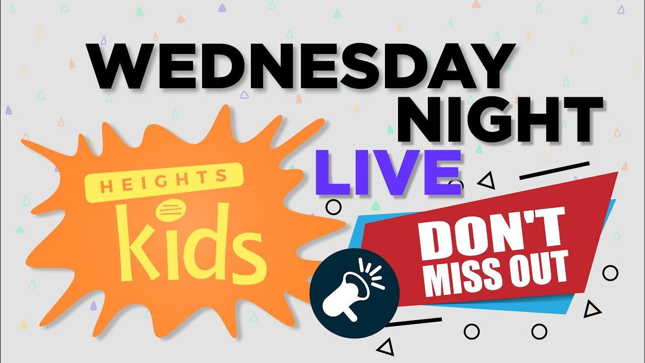 Wednesday Night Live 07/01