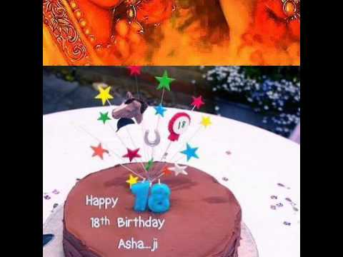 Happy Birthday Ashu B Day Song Youtube