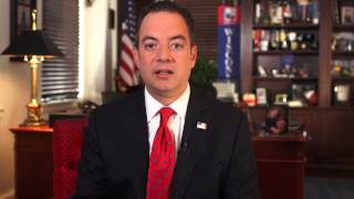 8/23/14 - RNC Chairman Reince Priebus Delivers Weekly GOP Address