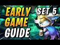 How Set 5 Changed the way we play the Early Game | TFT Guide | Teamfight Tactics Tierlist